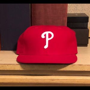 Philadelphia Phillies official on-field hat